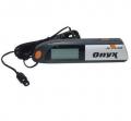 ONYX Θερμόμετρο εσωτερικής - εξωτερικής θερμοκρασίας