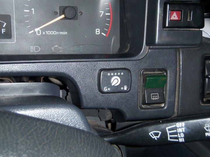 ΦΩΤΟΓΡΑΦΙΕΣ ΑΠΟ : Υγραεριοκίνηση Αυτοκινήτων 'Αφοί Γιώβη' - Daihatsu Feroza
