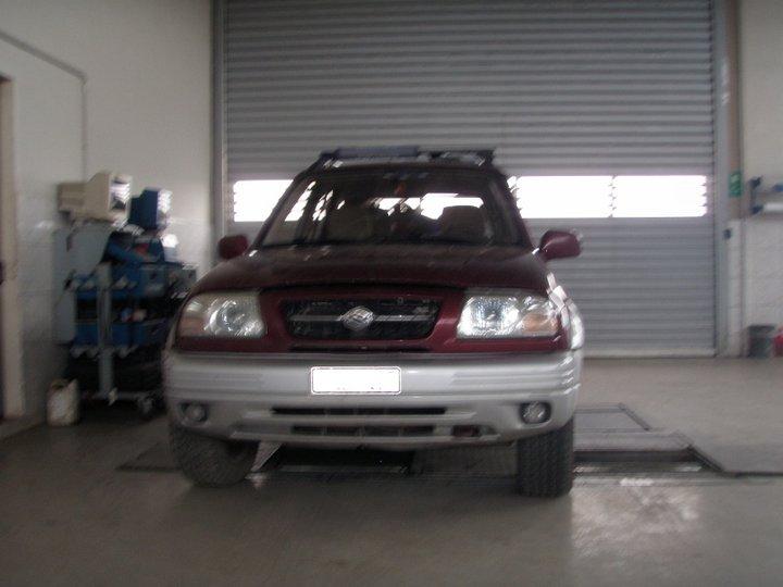 ΦΩΤΟΓΡΑΦΙΕΣ ΑΠΟ : Υγραεριοκίνηση Αυτοκινήτων 'Αφοί Γιώβη' - Suzuki Vitara
